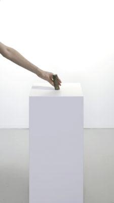 im-ponere (Auflösung der Darstellung), Jonas Paul Wilisch, Video Performance