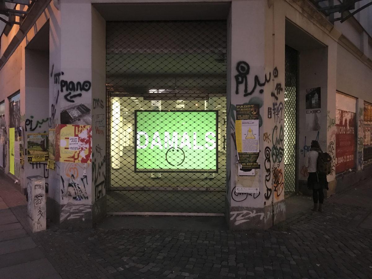 """Variable"", 2018, Jonas Paul Wilisch, Destillat, Lindenow #10, Leipzig"