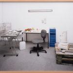Jonas Paul Wilisch, Gefüge, Photograph 94 pieces, berlin, waste, furniture